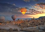 3 Days 2 Night Cappadocia Tour From Istanbul by Plane with Optional Balloon Ride