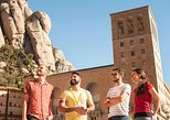 Montserrat Half-Day Tour with Tapas and Gourmet Wines from Barcelona