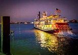 USA - Louisiana: Jazzfahrt mit Abendessen auf dem Dampfschiff Natchez