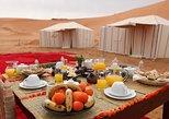 Luxury Dinner in the Desert Experience from Hurghada