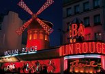 Moulin Rouge Show Ticket Paris. Paris, FRANCIA