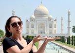 Express Train Trip to Taj Mahal from Delhi
