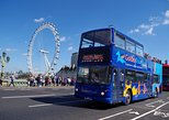 London Hop-On Hop-Off Bus Ticket Options