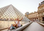 Louvre Museum: Avoid Crowd Evening Tour in Mobile App + Timed Entrance Ticket