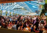 Private Oktoberfest & City Sightseeing Tour in Comfort-Van plus 1 Extra-Transfer