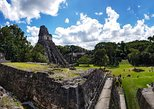 Tikal day tour with one way Tiket Gua - Flores