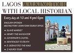 LAGOS WALKING TOUR
