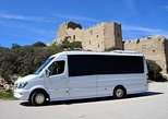 RHODES BEST ATTRACTIONS - GUIDED SHORE EXCURSION - HALF DAY Up to 19 People