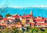 3 Day private Ananuri - Gudauri - Kazbegi and Kakheti tour from Tbilisi