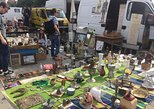 Antique markets tour and Polish food tasting