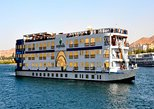 Amazing 4-Days Nile Cruise from Aswan To Luxor with sightseeing and Abu simbel