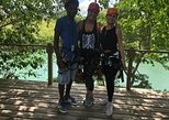 Central America - Belize: PRIVATE Zipline & Baboon Sanctuary Experience