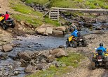 1hr ATV Adventure & Rafting Tour from Reykjavik