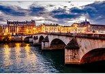 A Walk through Paris' Literary History