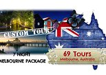 7 Night Melbourne Package Tour