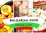 Bulgarian food cooking class