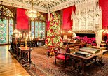 Christmas in Newport Day-Trip from Boston with Breakers & Marble House Admission