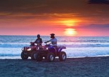 ATV-Quad Santorini Sunset Tour & Wine Tasting