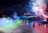 40-Minute Niagara Falls Fireworks Cruise: Hornblower Niagara Cruises Canada