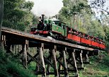 From Melbourne : Puffing Billy with Australian Wildlife Tour and Lunch.