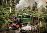 From Melbourne : Puffing Billy with Fergusson's Winery and Lunch.