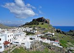 BEST OF LINDOS & RHODES - PRIVATE TOUR - SHORE EXCURSION - HALF DAY - 4 People