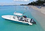 """Liquid Limo"" Private 1/2 day Stingray City, Snorkeling & Starfish Beach Tour"