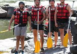 White water rafting , village tours and camping