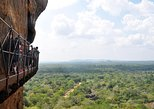 Sigiriya Rock and Dambulla Cave Temple Private Tour from Colombo