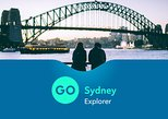 Go Sydney Explorer Pass with Hop-on Hop-Off, Taronga Zoo and SEA LIFE Aquarium