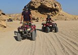 Super Safari Excursion By ATV Quad & Sunset - Marsa Allam. Marsa Alam, EGIPTO