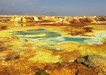 2 Day Dallol Sulphur Springs Tour Ethiopia - All Inclusive