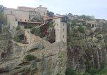 Meteora monasteries private tour, Thessaloniki starting.
