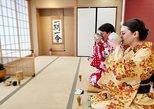 Experience Tea Ceremony wearing a Kimono in Kyoto