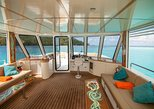 Bora Bora Luxury Catamaran Half day and Sunset Cruise