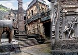 Private Custom Tour: Aurangabad Sightseeing including Ellora Caves with Guide