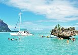 Catamaran Cruise to Ile Aux Bénitiers: Dolphin watch, Crystal Rock & Lunch