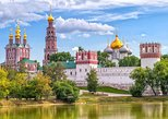 Novodevichy Convent and Cemetery tour (with metro ride)