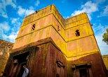 2 Day Lalibela Rock Hewn Church Tour Ethiopia - All Inclusive