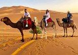 Camel Trekking Excursion Overnight Desert Camp Merzouga Desert Erg Chebbi Dunes