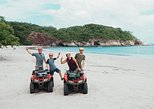 3 Hours Tamarindo ATV Snorkel Tour to Secluded Beaches
