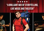 The Wandering Israeli Stage Show in English