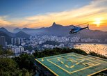 Book Your Helicopter Flight - Beautiful Beaches & Olympic Park by Rio2Fly