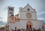 Assisi and St.Francis with Driver Private Tour from your Hotel in Rome