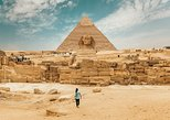 Cairo : Guided Day Tour to Giza Pyramids & Sphinx ,Sakkara and Memphis