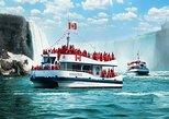 Nagara Falls Tour From Toronto with Boat cruise