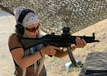 Machine Gun Shooting Experience Lieutenant Package