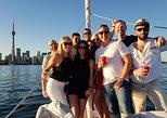 Sail the Toronto Islands and Lake Ontario