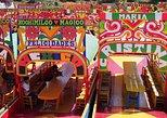 The floating flower gardens of Xochimilco, Ciudad de Mexico, MEXICO