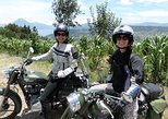 Overnight Tour to Lake Atitlán on a Classic Motorcycle